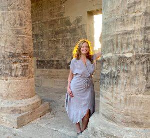 Tara Divina Isis Temple Philae
